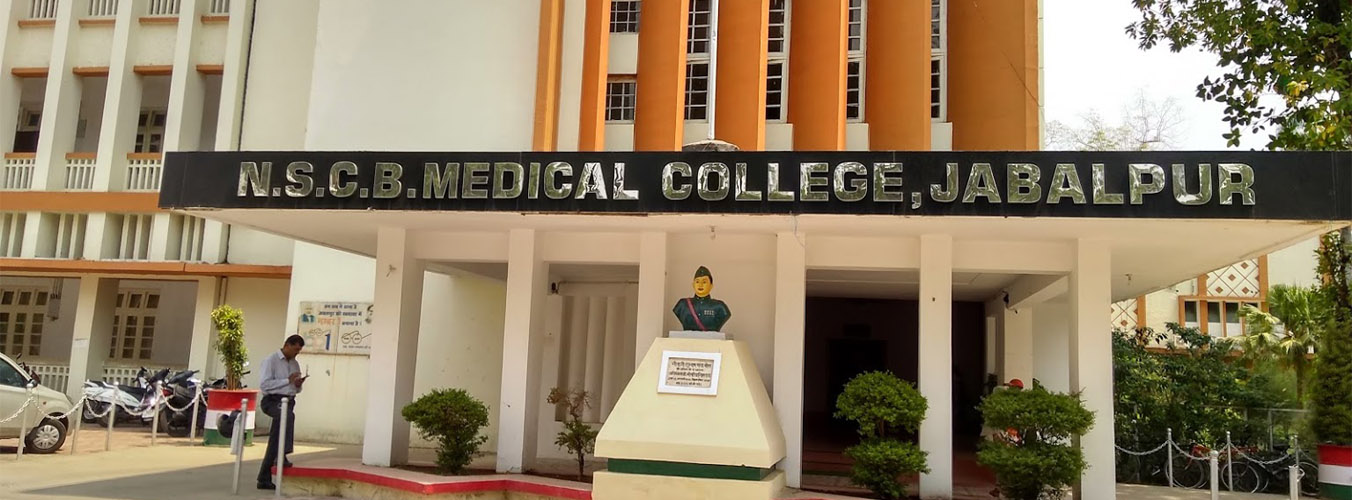 Netaji Subhash Chandra Bose Medical College Jabalpur